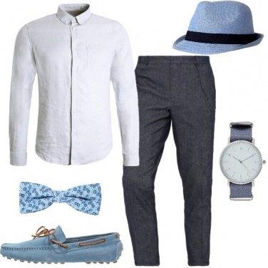Outfit Fresco stile