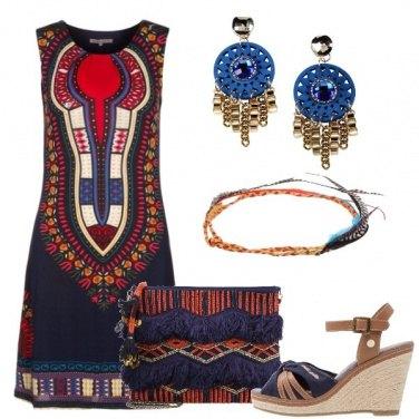 Outfit Etno economica