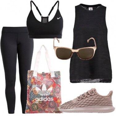Outfit Anima sportiva