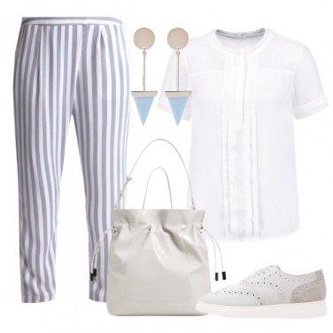 Outfit Informale e leggera