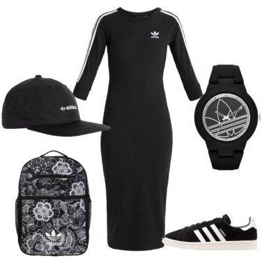 Outfit Sportivissima da città