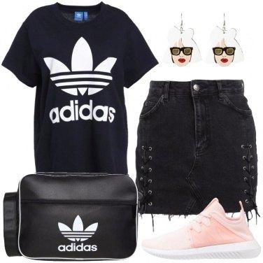 Outfit Una diva in città