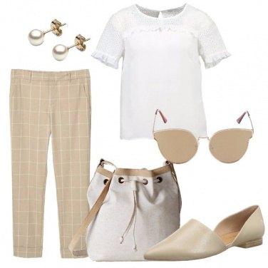 Outfit Curata nei dettagli