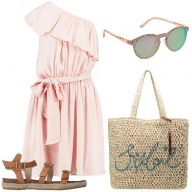 Outfit Una giornata estiva
