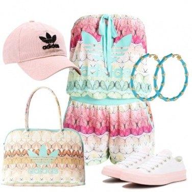 Outfit Una tipa sportiva