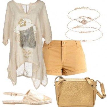 Outfit Casual e caldo