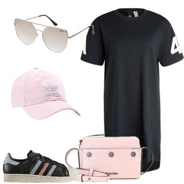 Outfit Urban di marca