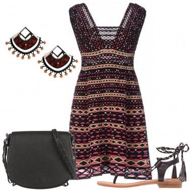 Outfit Vestito stiloso
