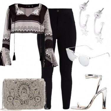 Outfit Piccola ed elegante