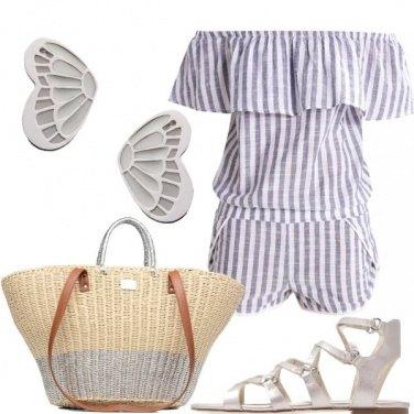 Outfit Tramonto marino