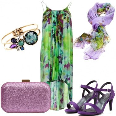 Outfit Evento nell\'aria