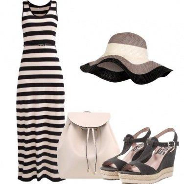 Outfit Tipa da spiaggia