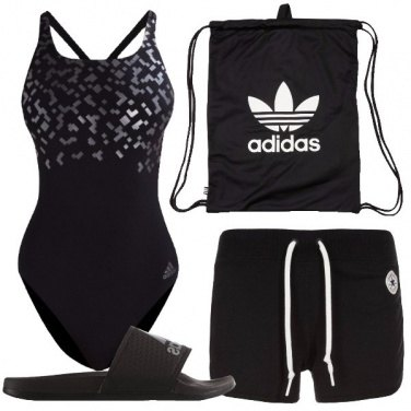 Outfit In piscina