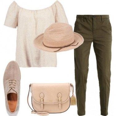 Outfit Come gli artisti di Montmartre