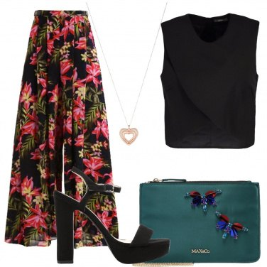 Outfit Floreale