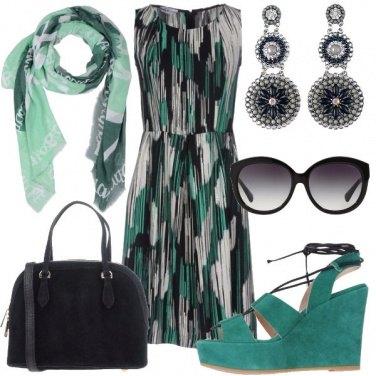 Outfit Verde fresco