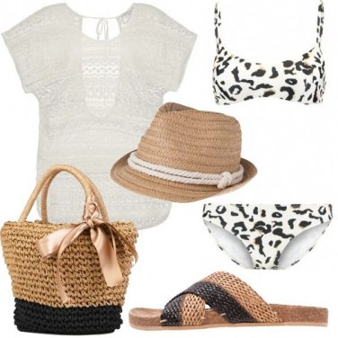 Outfit In spiaggia