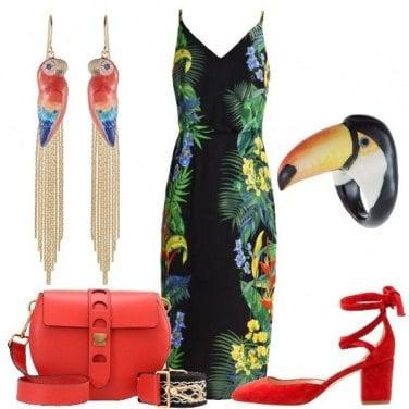 Outfit Voglia di caraibi