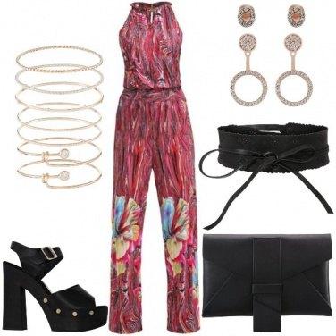Outfit In tuta colorata