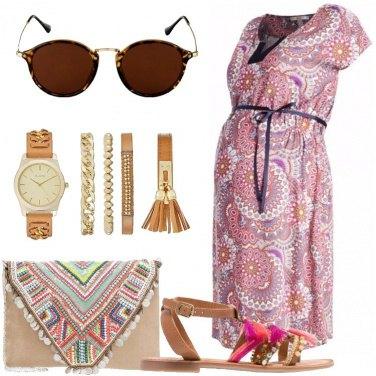 Outfit Una mamma colorata