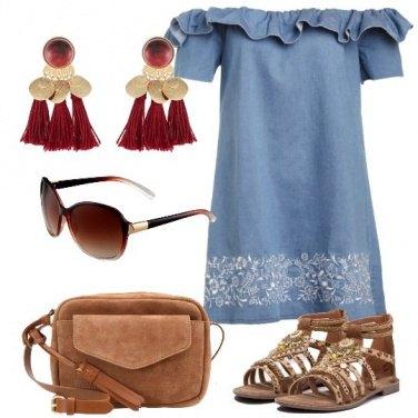 Outfit Un vestito delizioso