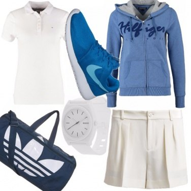 Outfit Tennis