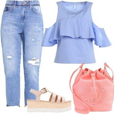 Outfit Una giornata qualunque