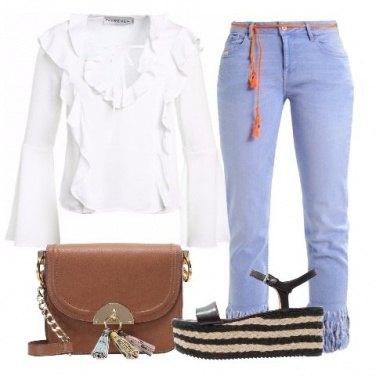 Outfit Adoro lo stile boho