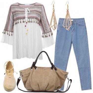 Outfit Parto per un breve viaggio