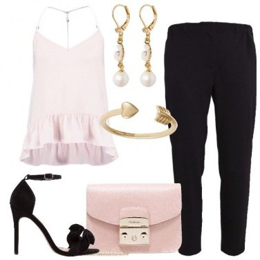 Outfit Con semplicità