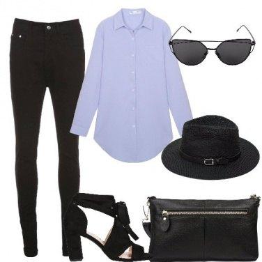 Outfit Conquista la città