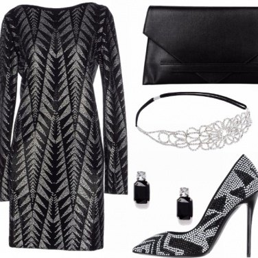 Outfit New year\'s eve #3