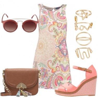 Outfit Colori tenui estivi