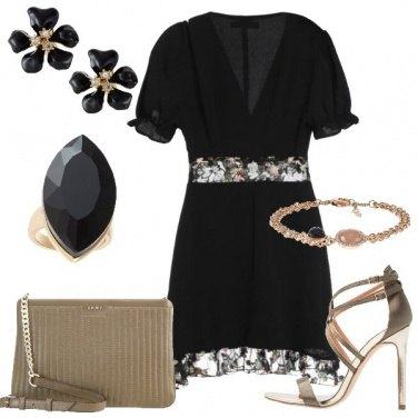 Outfit Fiori romantici
