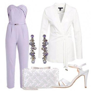 Outfit Cuore lilla