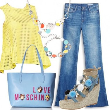 Outfit Aria di shopping