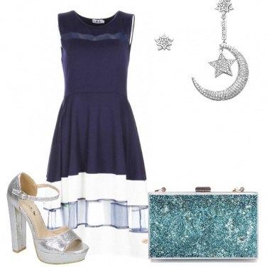 Outfit Luna d\'argento