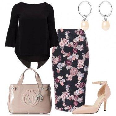 Outfit La signora dei fiori