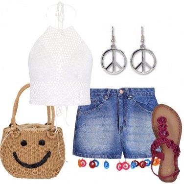 Outfit Ragazze sorridenti