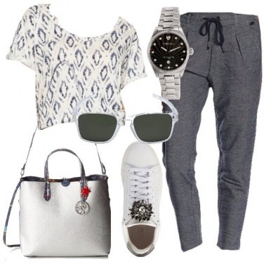 Outfit Le sneakers gioiello
