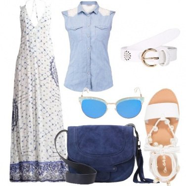 Outfit Sognando isole greche