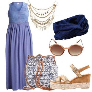 Outfit Donna con il turbante