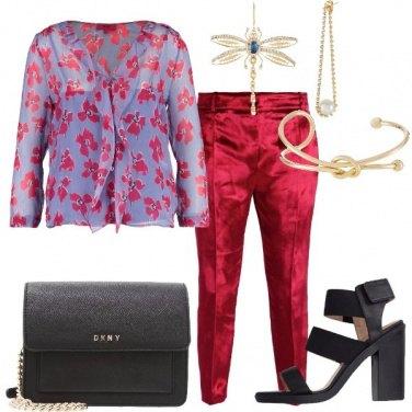 Outfit Estrosa con stile
