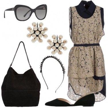 Outfit Romantica e stilosa