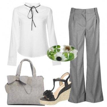 Outfit Al lavoro con brio