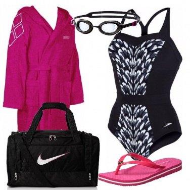 Outfit Allenamento in piscina