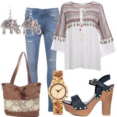 Outfit Elefantini all\'orecchio