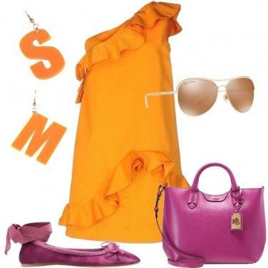 Outfit Mi piacciono i colori