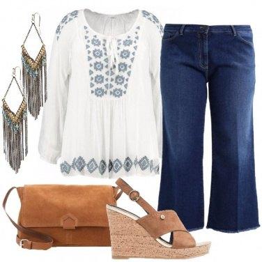 Outfit Ispirazione etnica