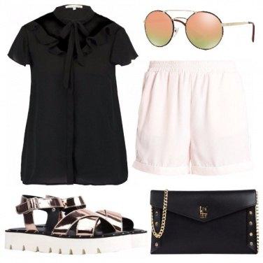 Outfit Corsa allo shopping